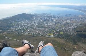 Kaapstad, Tafelberg, Signal Hill, Zuid-Afrika
