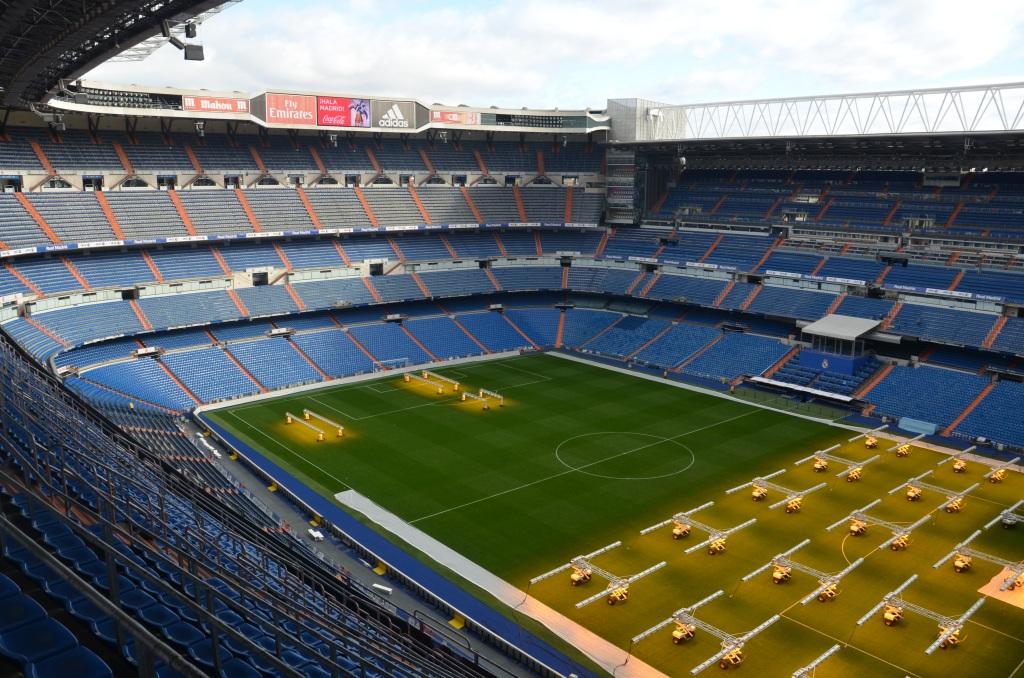 Santiago de Bernabeu - Real Madrid
