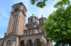 De kerk van de heilige Marcus.