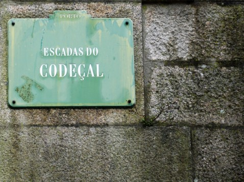 Escadas do Codeçal