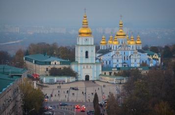 Sint-Michielsklooster in Kiev