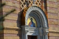De Christus Verlosserkathedraal is een Orthodoxe kerk.